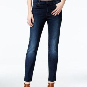Lucky Brand Hayden Skinny Dark Washed Jeans 6/28